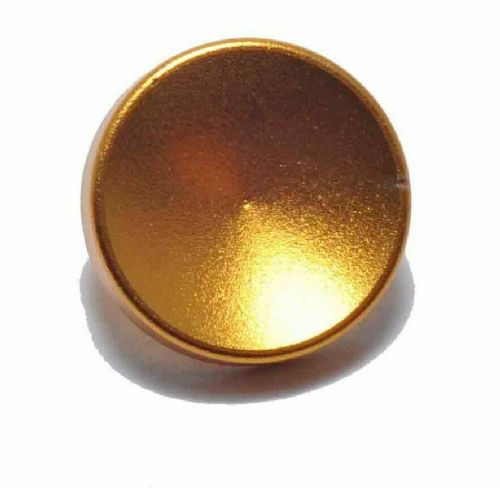 High Quality Shutter Button Soft Release Metal Concave Gold